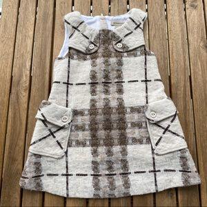 Dress 3T Burberry wool beige
